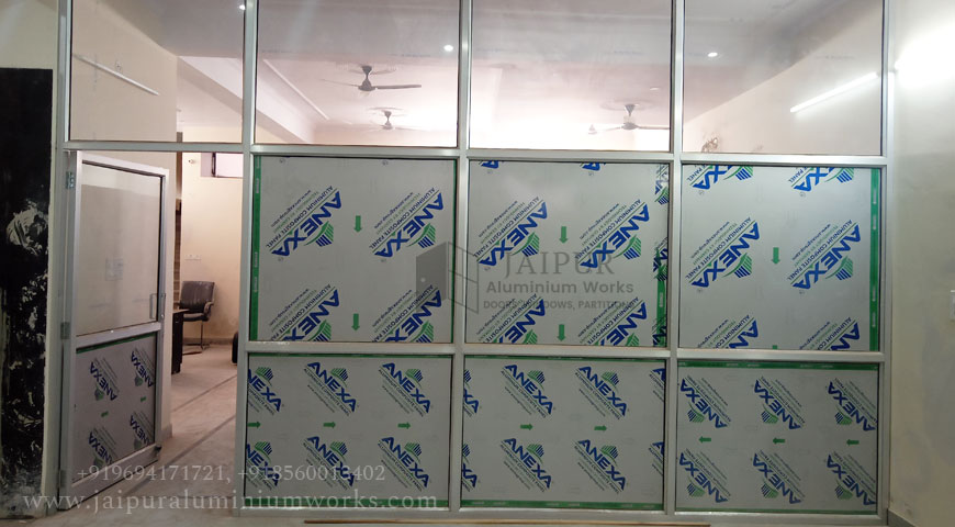 Aluminium Partition Services